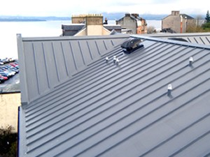 Singleply Roofing